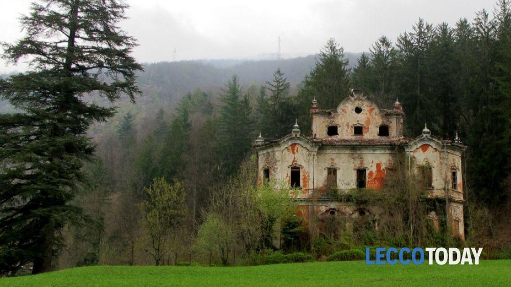 Cortenova villa de vecchi fra le case infestate pi spaventose d 39 italia foto - Bombe da bagno cosa sono ...