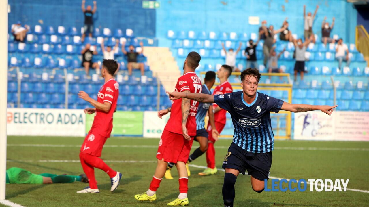 Football, Serie C: Lecco-Feralpi Salò thumbnail