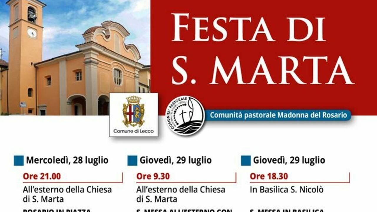 Feast of Santa Marta thumbnail