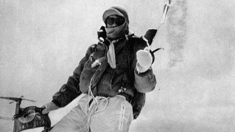 Oggi, 38 anni fa, se ne andava Carlo Mauri, gigante dell'alpinismo lecchese